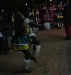 Shamanic Dance